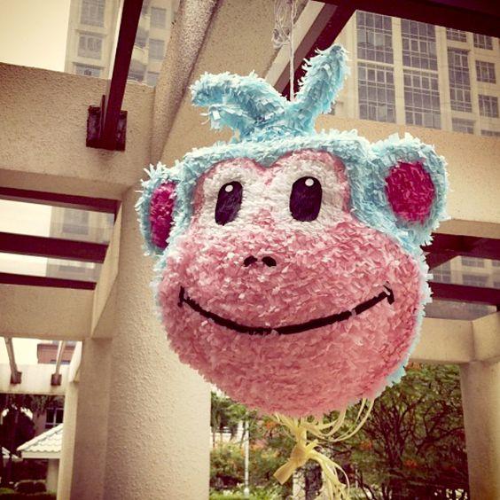piñatas of dora the explorer