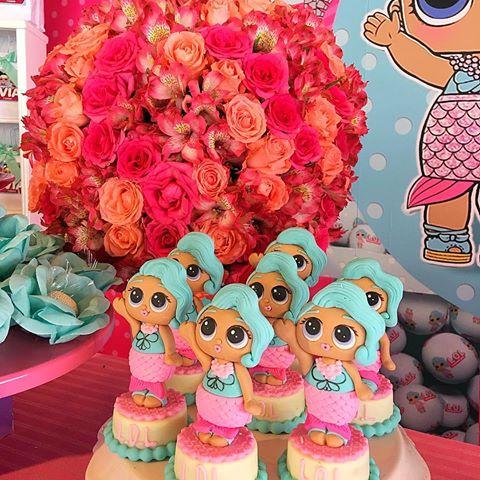 Lol surprise splash queen party Party (1)