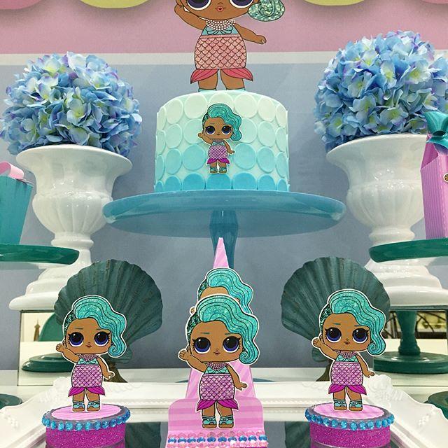 sweet table lol splash queen (3)