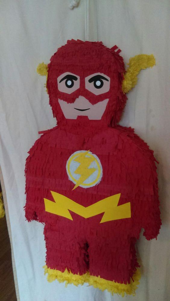 Piñatas Thematic flash party