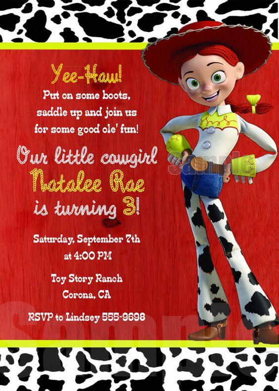 jessie's invitations