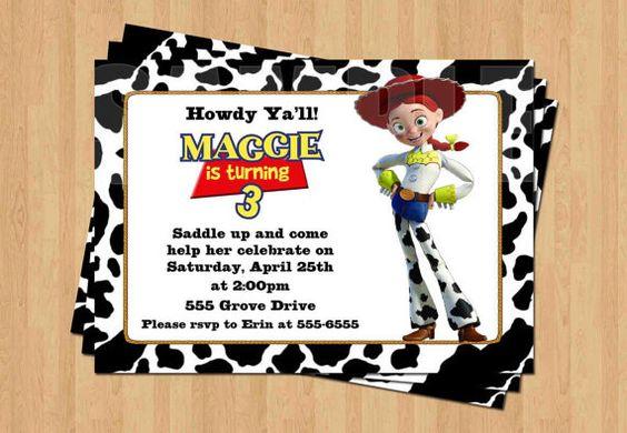 Jessie's Invitation