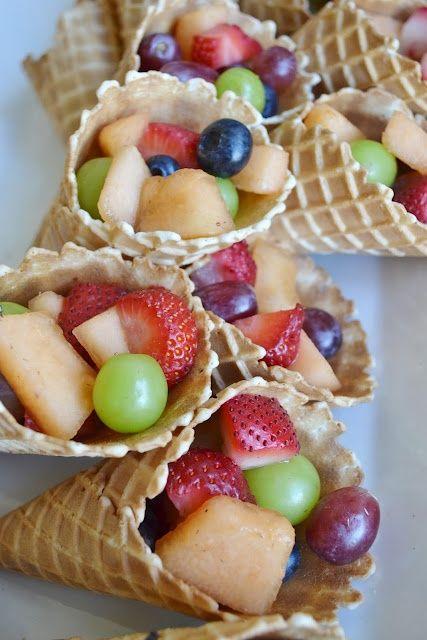 12 Ideas Of Fruit Dessert Tables.