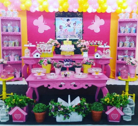 dessert table ideas from mia and me