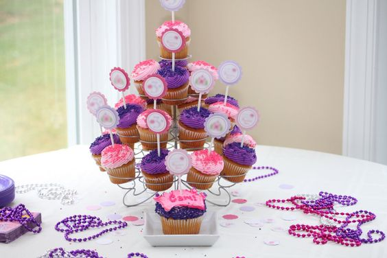 cupcakes de mia and me
