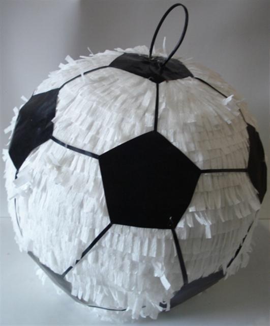 football piñatas