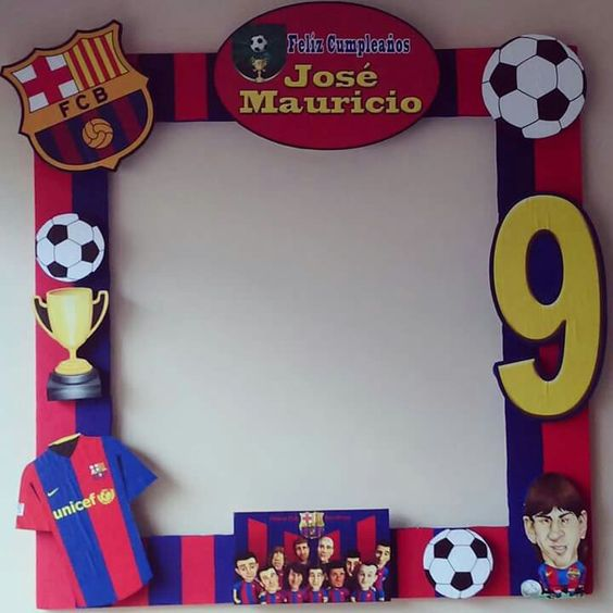 decorations for football party