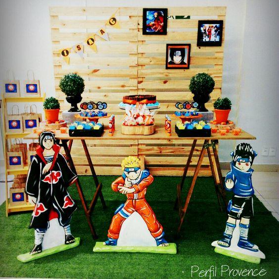 themes to decorate 9 year old children's birthdays