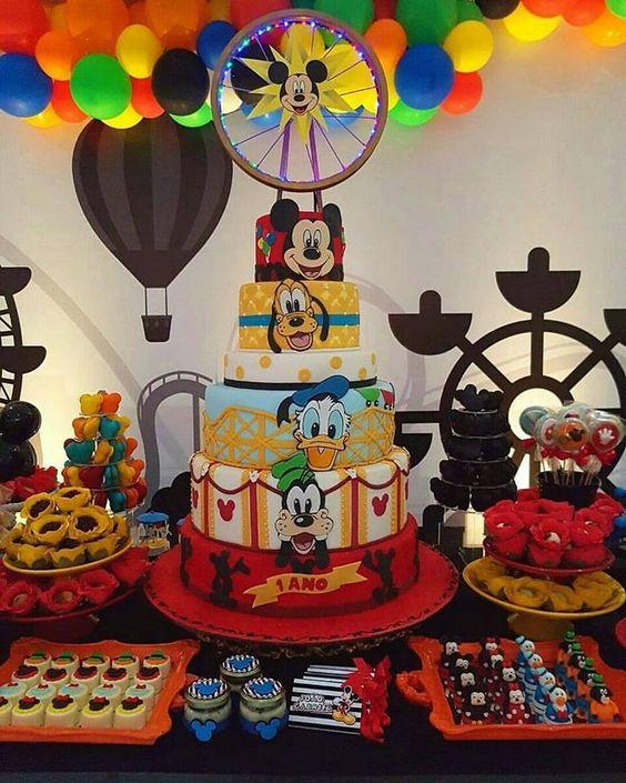 ideas for children's birthdays 1 year 2