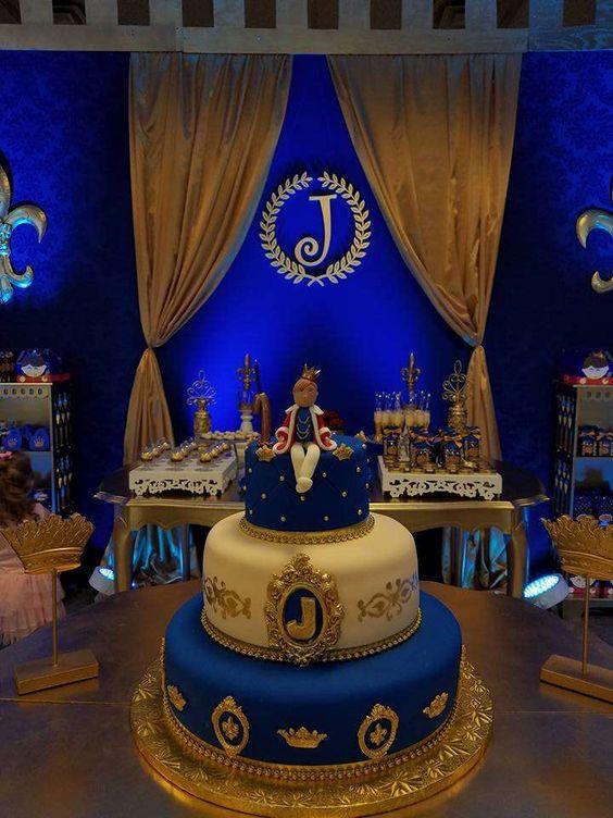 royal party 1 year 2