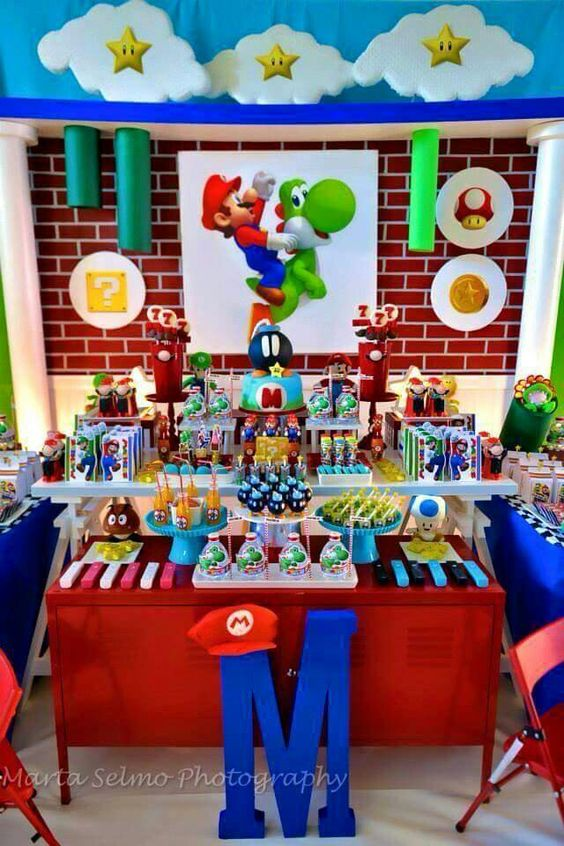 themed party for 4 year olds 3