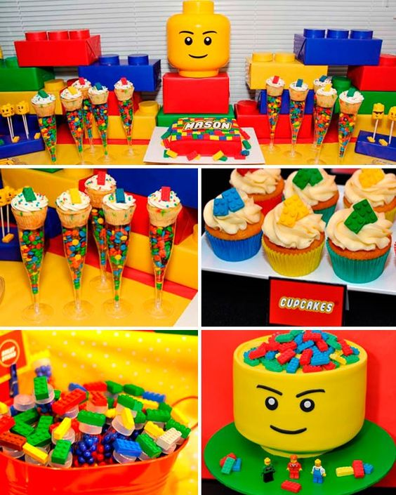 motifs for 5-year-old boy party 3