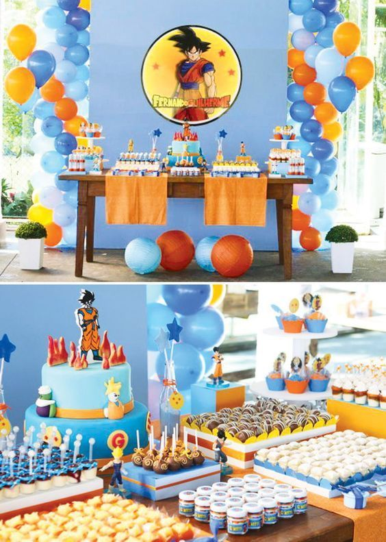 motifs for 5-year-old boy party 2