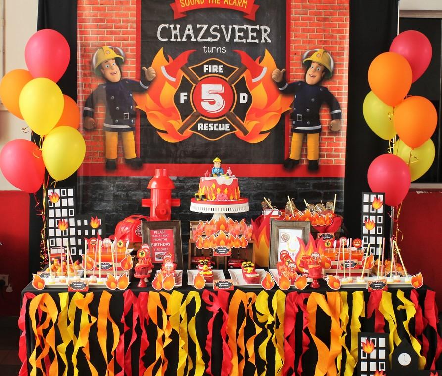 Birthday- full of- Heat- Sam- el- Bomber- para la- Fiesta- de- tu- Hijo (14)