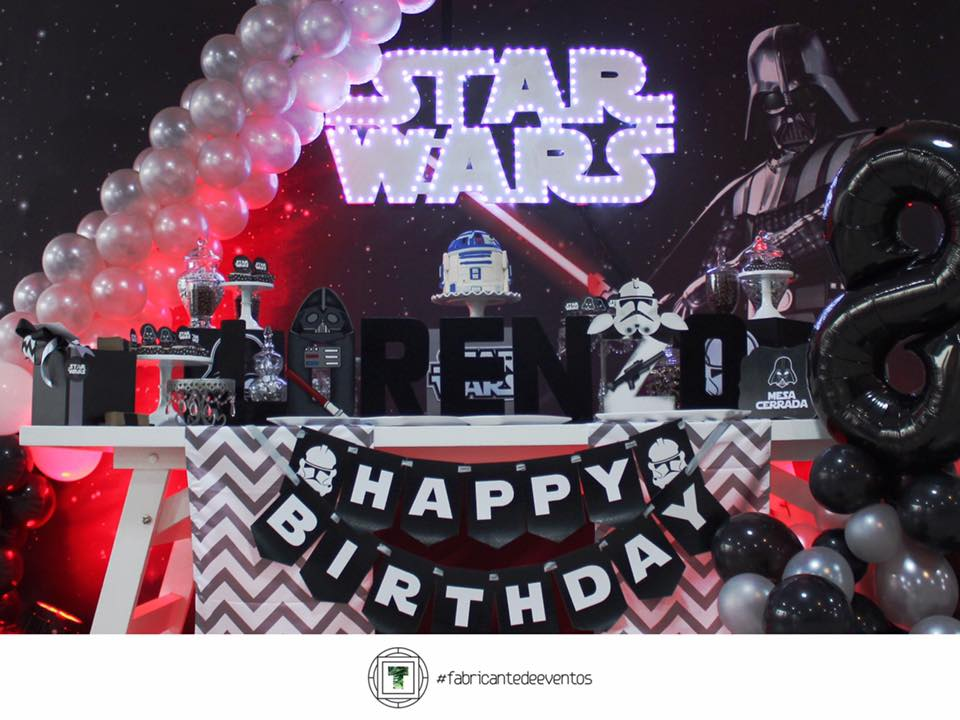 Star Wars Theme Party (9)