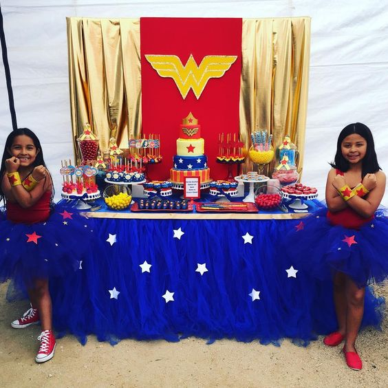 Celebration of the Wonder Woman