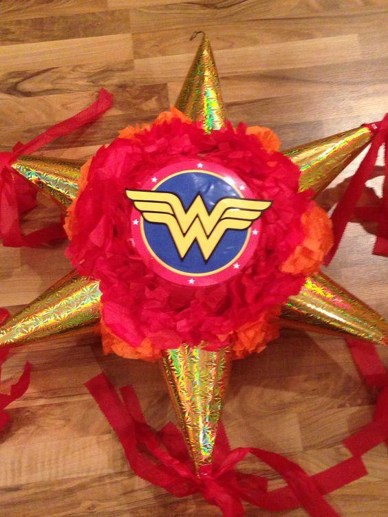 Wonder Woman Pinatas (1)