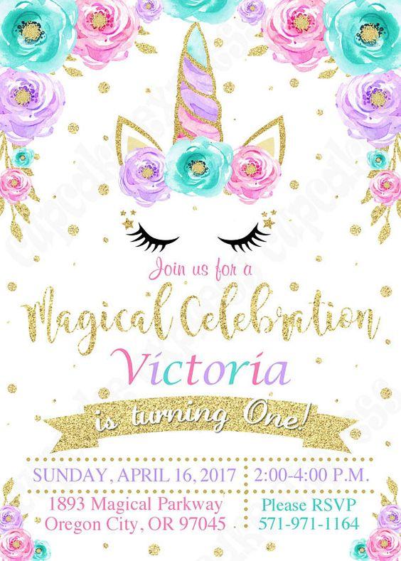 unicorn invitations (1)