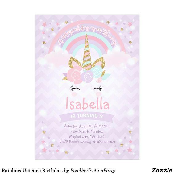 unicorn invitations (4)