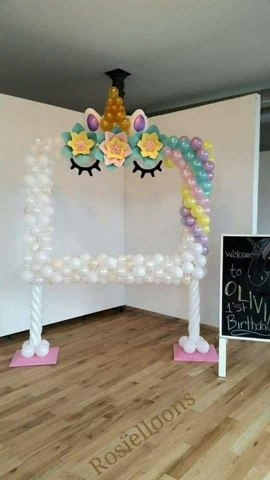 unicorn photo frames (2)