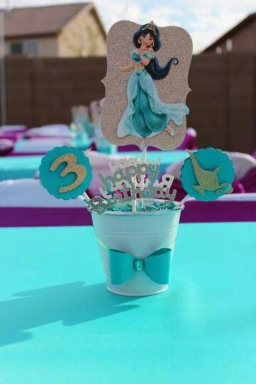 princess centerpieces (2)