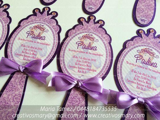 princess sofia party ideas (2)