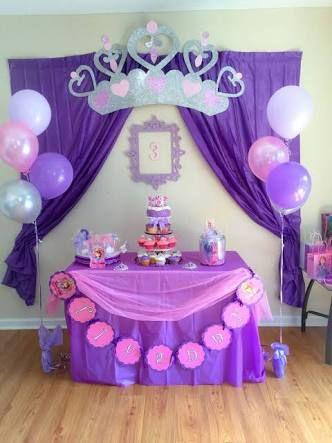 princess sofia party ideas (7)
