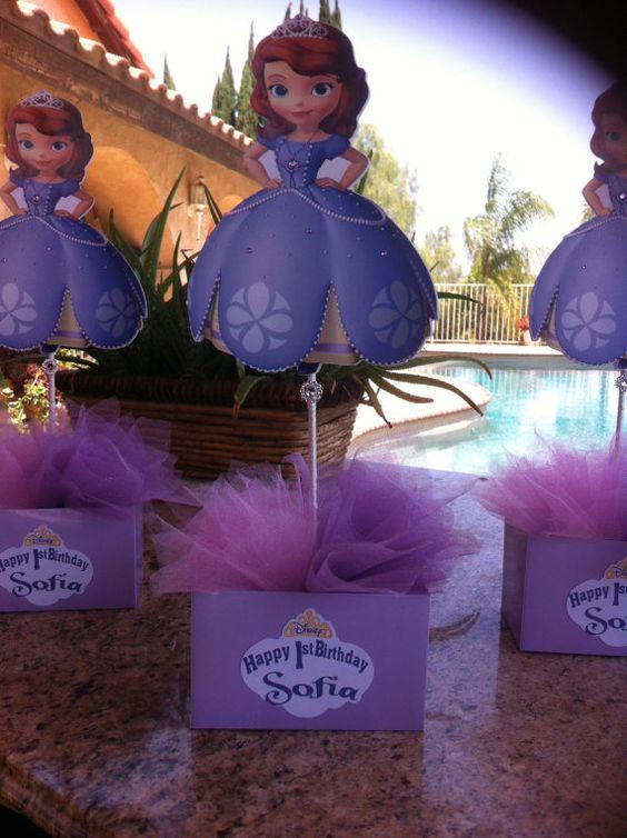 princess sofia party ideas (9)