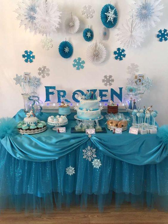 Frozen party (2)