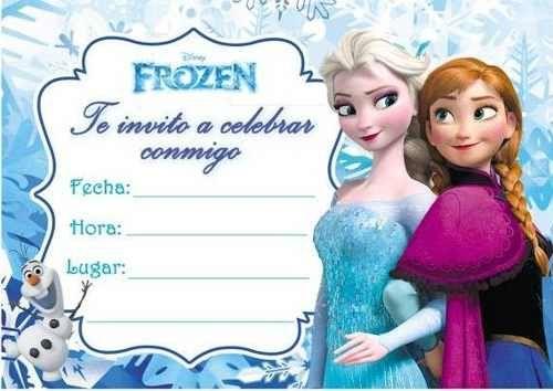 frozen invitation to edit