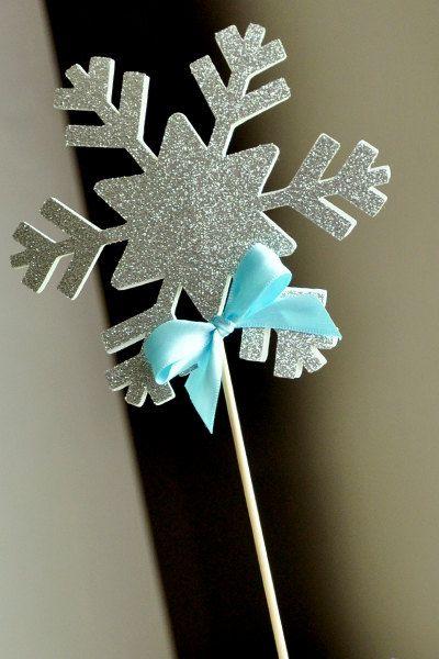 handicrafts for nina frozen party