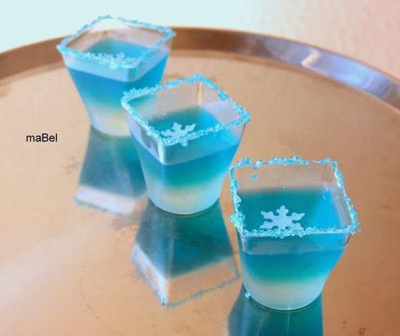 frozen gelatines