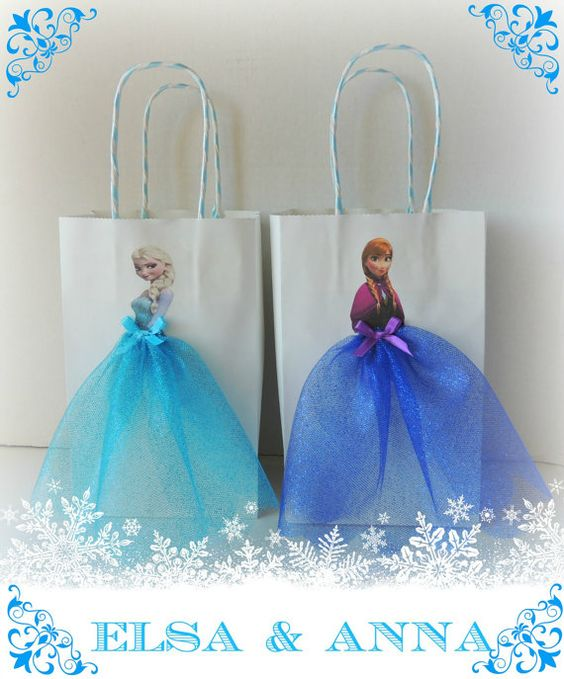 candy for nina party frozen theme 2