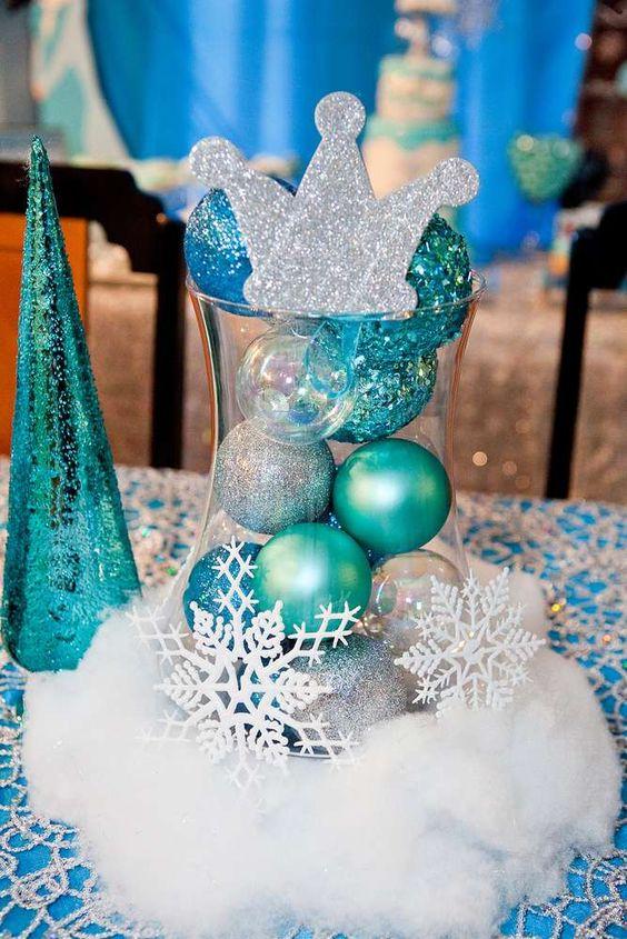 frozen party decorations 2