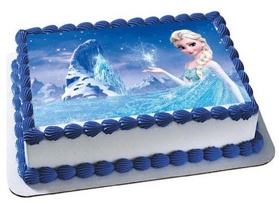 frozen square cakes