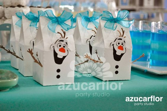 candy for nina party frozen theme