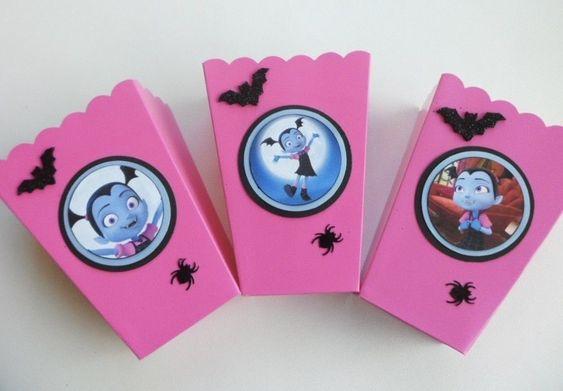 Candy Ideas for Vampirina Birthday Party