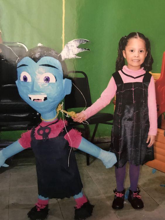 Vampirina Piñatas for Birthday Parties