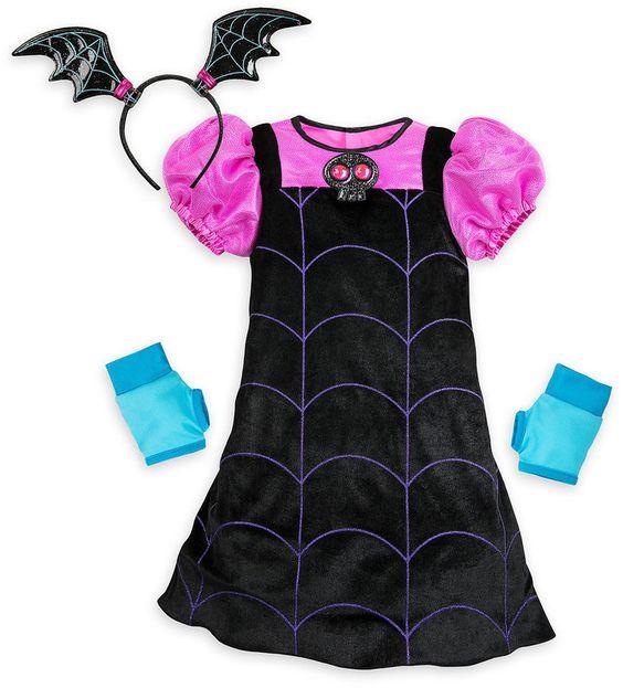 Vampirina Party Costume