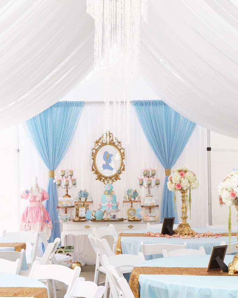 Cinderella children's parties