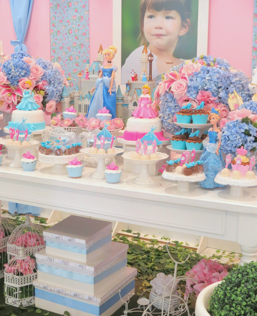 Cinderella children's parties (5)