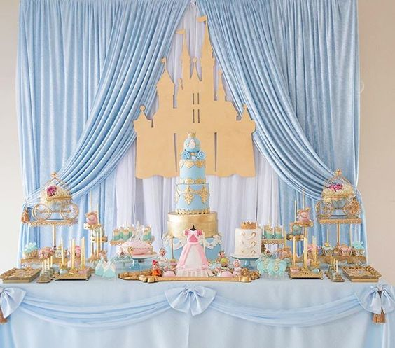 Cinderella children's parties (2)