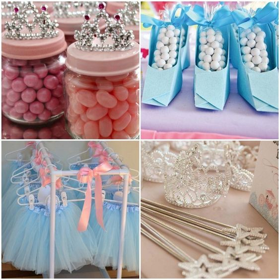 candies and sweets for the dessert table Cinderella theme (2)