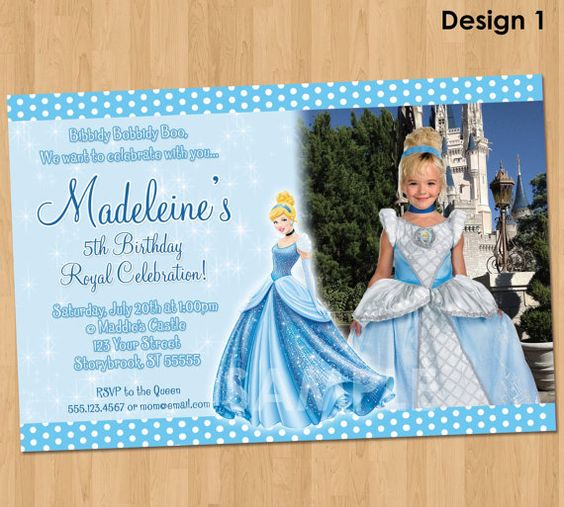 Personalized Investiments of Cinderella