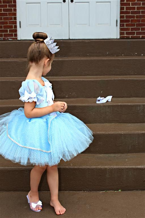 Cinderella dress for girl (4)