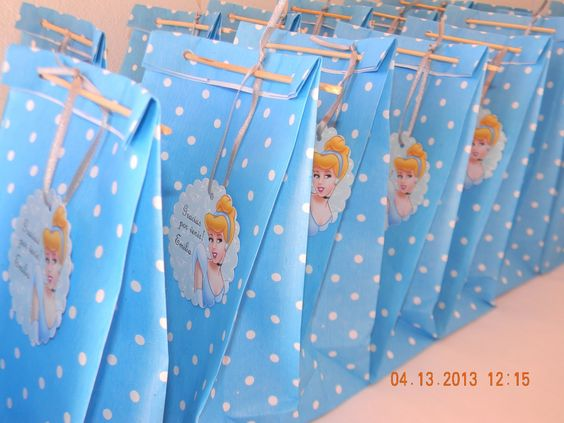 candy bars for Cinderella parties (2)