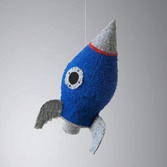 Astronaut piñatas