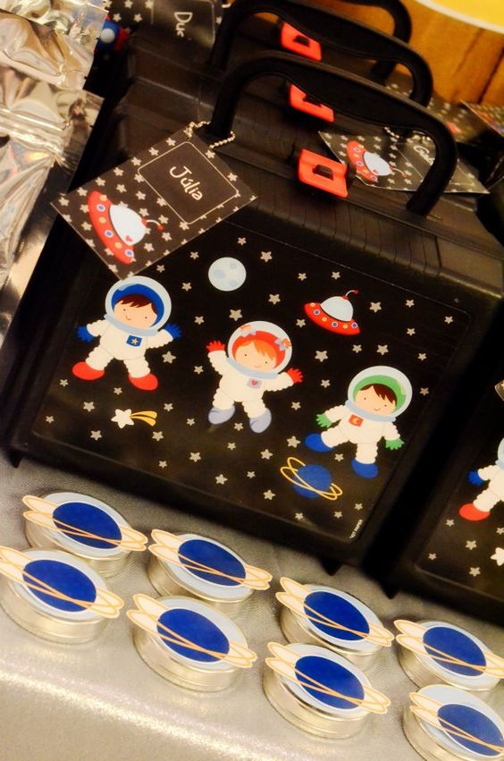 Astronaut Sweets
