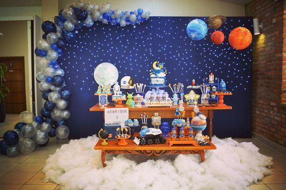 Astronauts main table