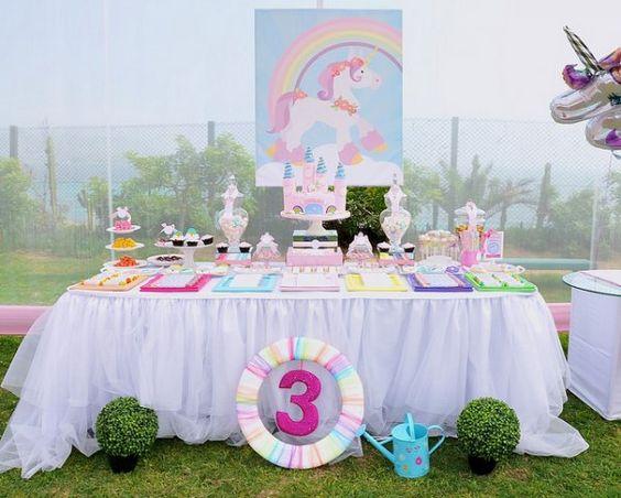 decoration main table party unicornio bebe (3)